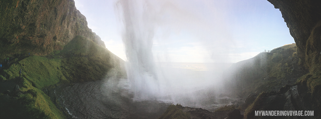Seljalandfoss - Don't leave Iceland without going to these eight stops along Iceland's South Shore | My Wandering Voyage travel blog