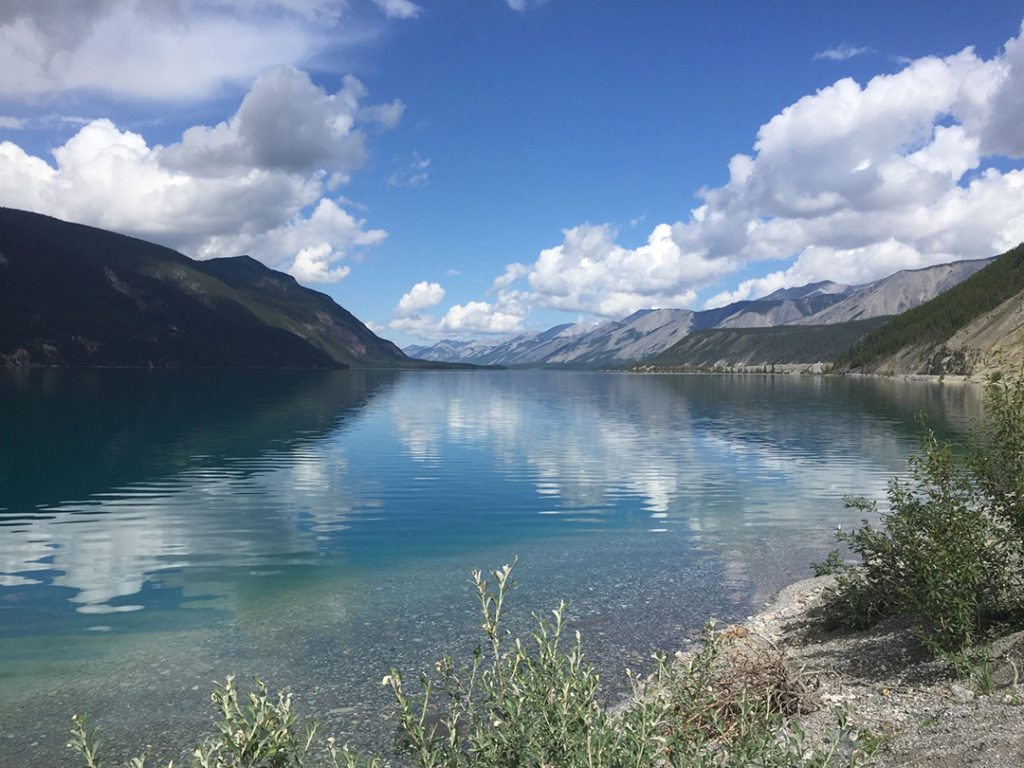 Alaska Highway | There's no better way to explore Canada than by car. Take one of these epic road trips in Canada. Drive scenic routes and find the best stops along the way | My Wandering Voyage travel blog