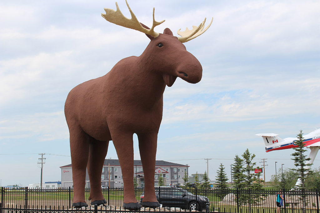 Moose Jaw, SK | There's no better way to explore Canada than by car. Take one of these epic road trips in Canada. Drive scenic routes and find the best stops along the way | My Wandering Voyage travel blog