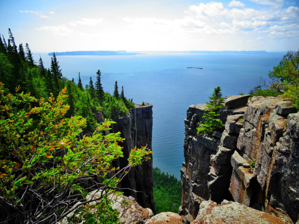 Thunder Bay | There's no better way to explore Canada than by car. Take one of these epic road trips in Canada. Drive scenic routes and find the best stops along the way | My Wandering Voyage travel blog