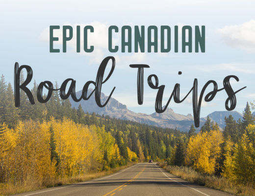 Epic road trips in Canada you need to take   There's no better way to explore Canada than by car. Take one of these epic road trips in Canada. Drive scenic routes and find the best stops along the way   My Wandering Voyage travel blog