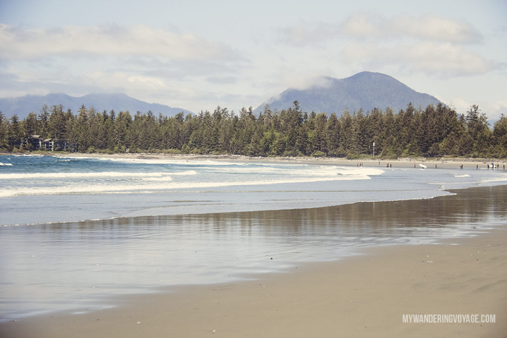 Pacific Rim National Park | Get out and explore Beautiful British Columbia. From the coastal rainforests to the summit of mountains to cities like Vancouver and Victoria, there is so much to discover in British Columbia. Here's everything you need to see in 10 days in British Columbia | My Wandering Voyage travel blog