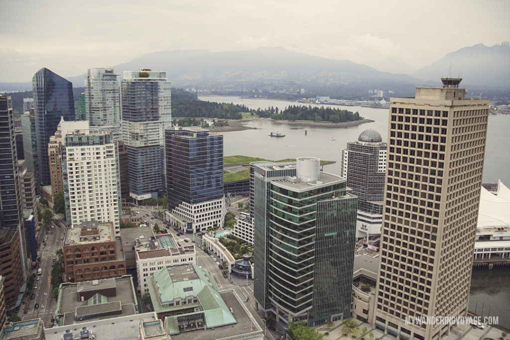 Vancouver | Get out and explore Beautiful British Columbia. From the coastal rainforests to the summit of mountains to cities like Vancouver and Victoria, there is so much to discover in British Columbia. Here's everything you need to see in 10 days in British Columbia | My Wandering Voyage travel blog
