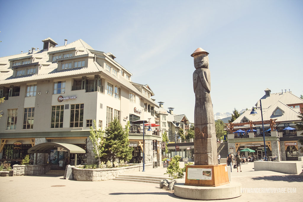 Whistler | Get out and explore Beautiful British Columbia. From the coastal rainforests to the summit of mountains to cities like Vancouver and Victoria, there is so much to discover in British Columbia. Here's everything you need to see in 10 days in British Columbia | My Wandering Voyage travel blog