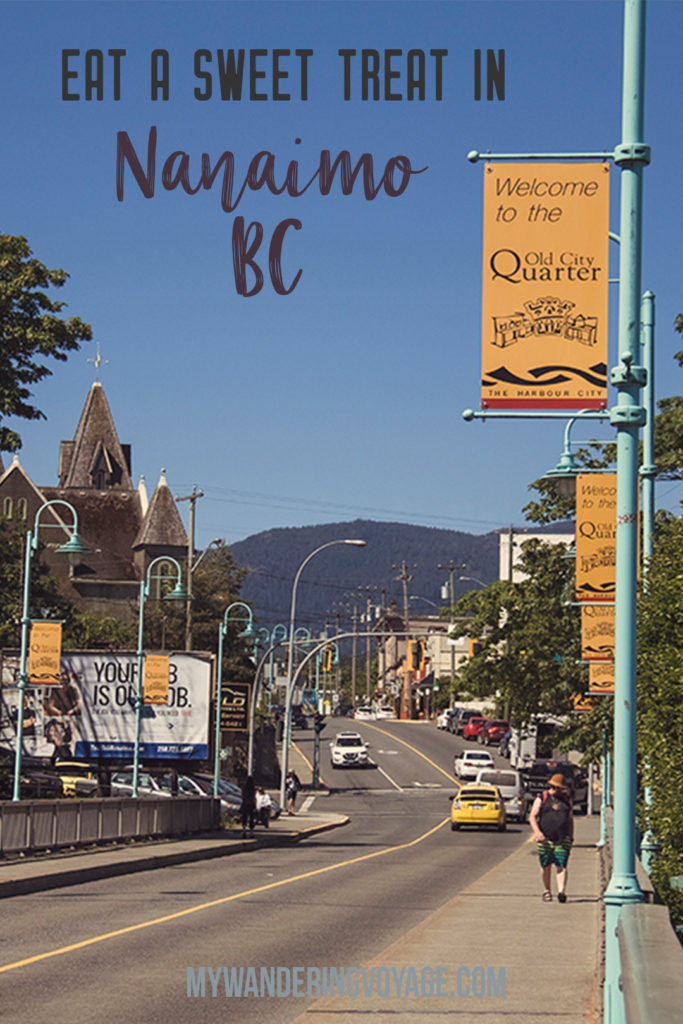 Nanaimo, British Columbia is home to more than its namesake dessert, it's a wonderful city on Vancouver Island to explore. #NanaimoBarTrail #ExploreNanaimo #exploreBC #ExploreCanada #Canadatravel