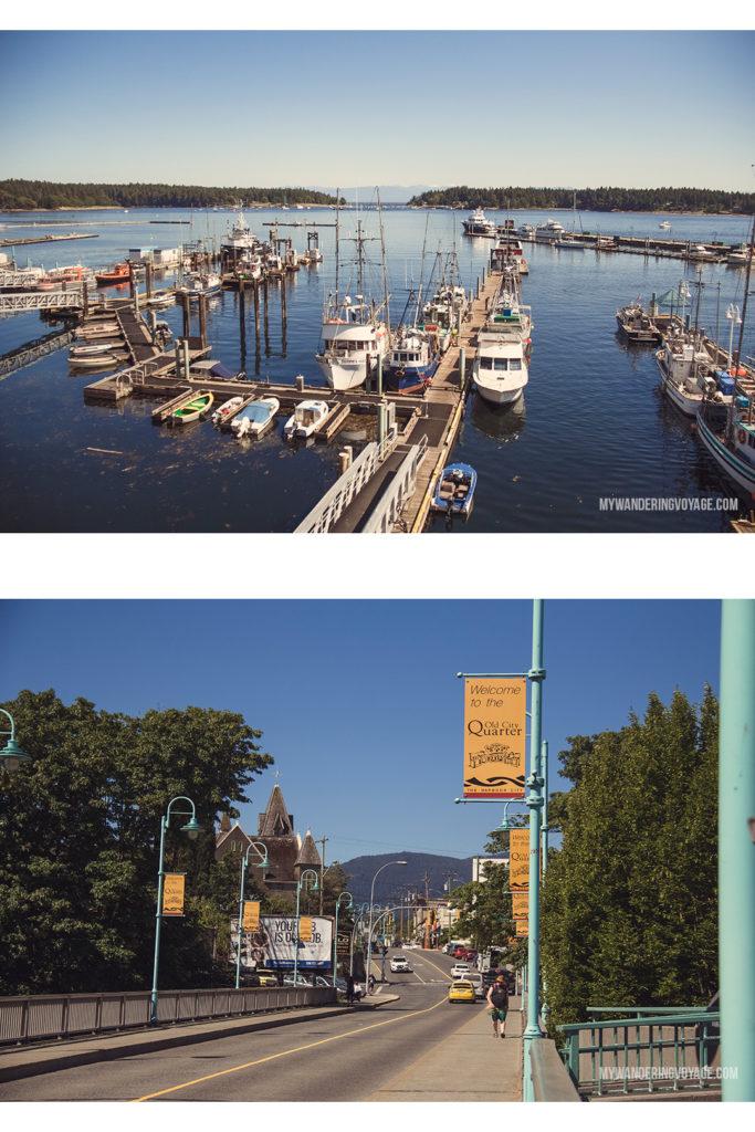 Nanaimo   Nanaimo, British Columbia is home to more than its namesake dessert, it's a wonderful city on Vancouver Island to explore. #NanaimoBarTrail #ExploreNanaimo #exploreBC #ExploreCanada #Canadatravel