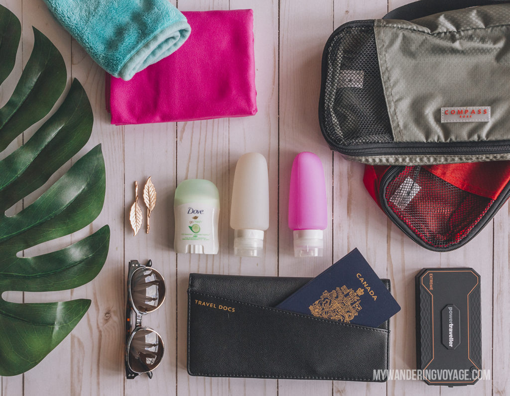 Essentials to bring | In Canada, summer temperatures range from coast to coast to coast. It can be hard to know what to pack for Canada in summer. This guide will help. #packingguide #packinglist #summertravel #travel #Canada