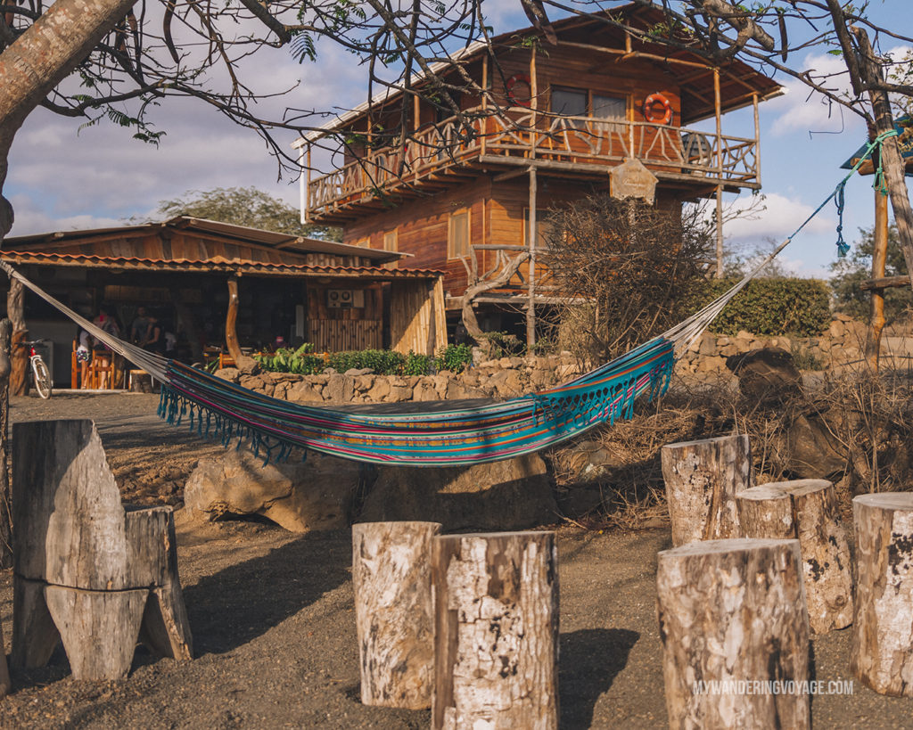 Home stay on Floreana Island | What to pack for the Galapagos Islands. Find out what to bring, what to leave at home, when the best time to visit the Galapagos Islands is, and other tips in this Galapagos packing list. | My Wandering Voyage travel blog #travel #galapagos #galapagosislands #packing list