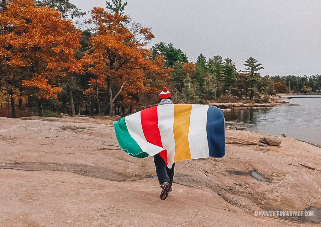 Killbear Provincial Park | Are you an explorer? A foodie? Or how about a beach bum? There's something for everyone in this list of fantastic day trips from Toronto | My Wandering Voyage travel blog #toronto #ontario #canada #ontariotravel #travel
