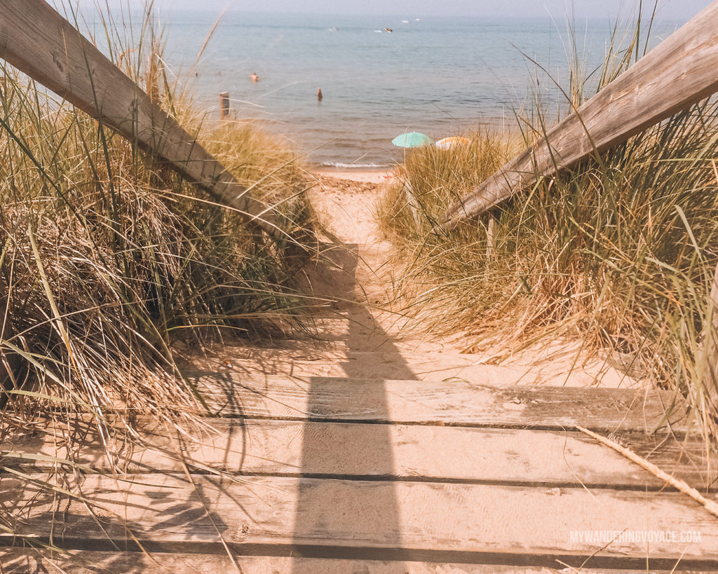 Pinery Provincial Park | Are you an explorer? A foodie? Or how about a beach bum? There's something for everyone in this list of fantastic day trips from Toronto | My Wandering Voyage travel blog #toronto #ontario #canada #ontariotravel #travel