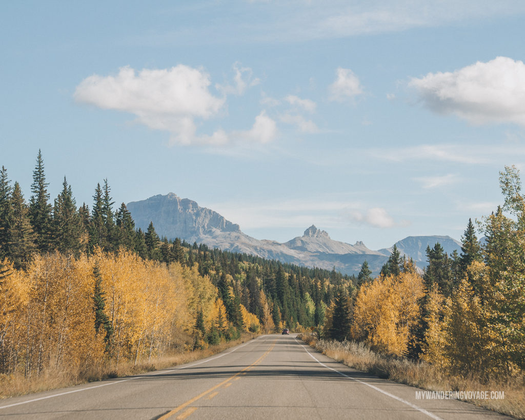 Road trip in fall | When road trip season hits, don't be caught unprepared. Make sure you have everything you need with this road trip packing list for a successful and enjoyable trip | My Wandering Voyage travel blog #travel #roadtrip #packing #USA #Canada