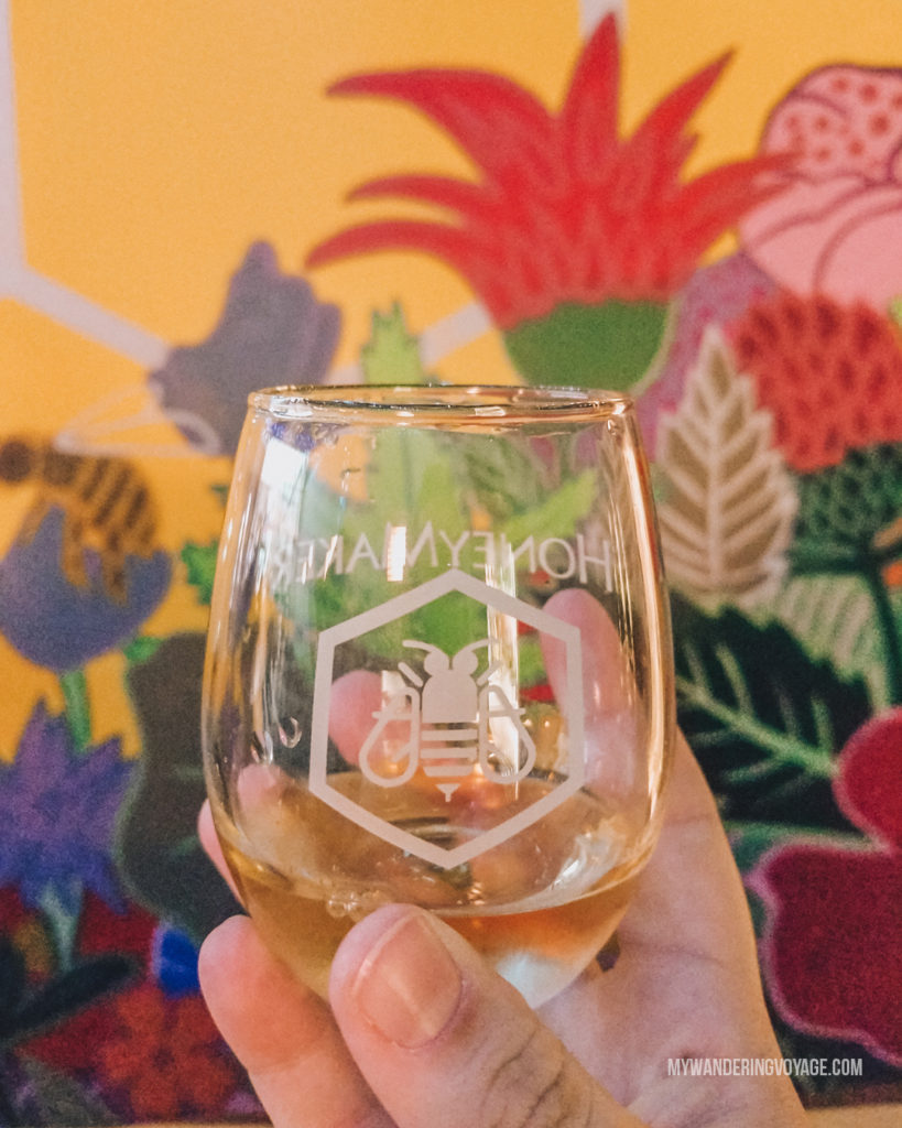 Maine Mead Works in Portland | Grab your best gal pals or significant other for the ultimate weekend getaway in Portland, Maine. Find where to stay, what to eat and things to do in this guide to Portland, Maine. | My Wandering Voyage travel blog #Portland #Maine #USA #travel