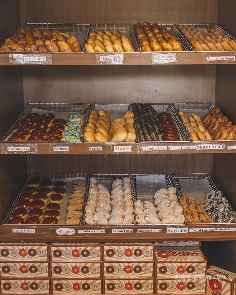 Healthy Food Technologies low fat doughnuts