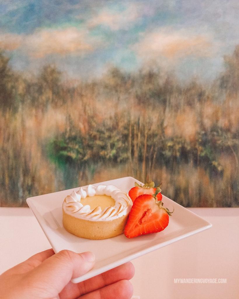 Angela Hui fine pasteries