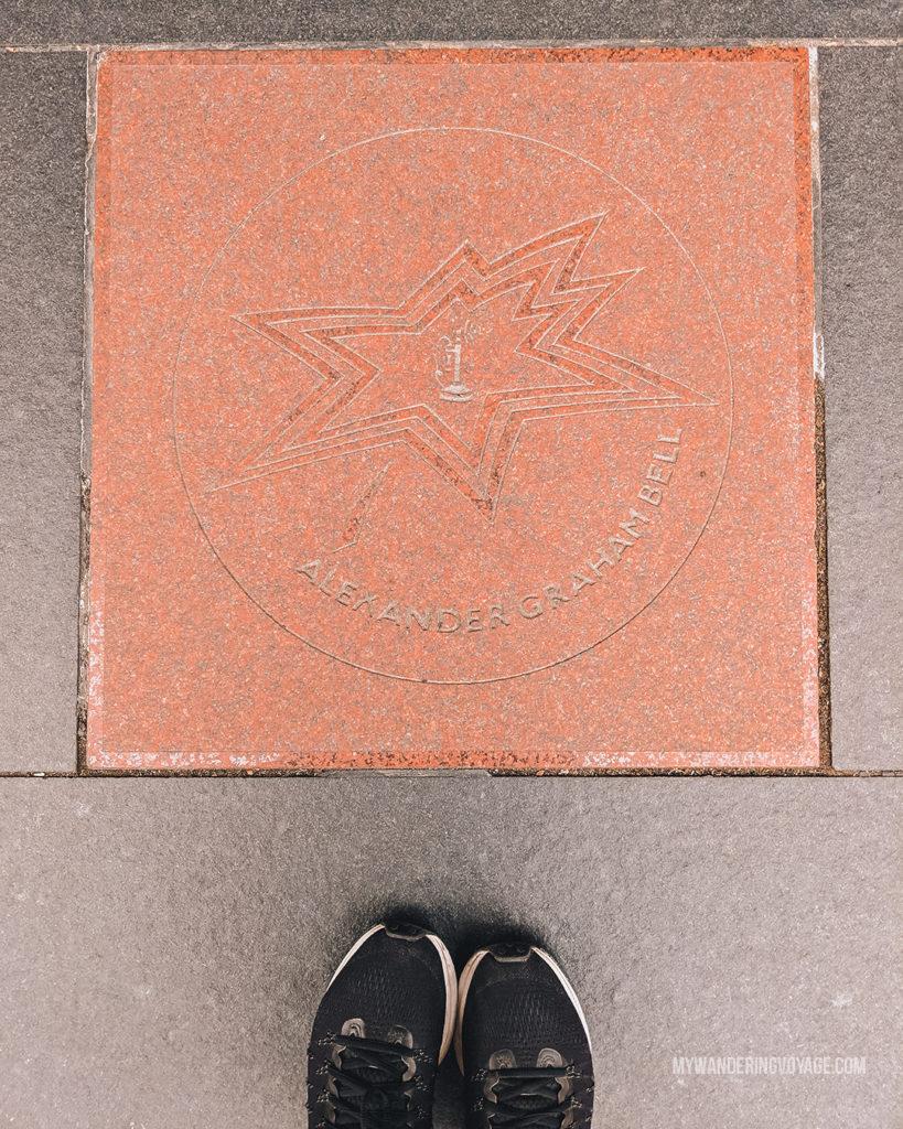 Canadian Walk of Fame