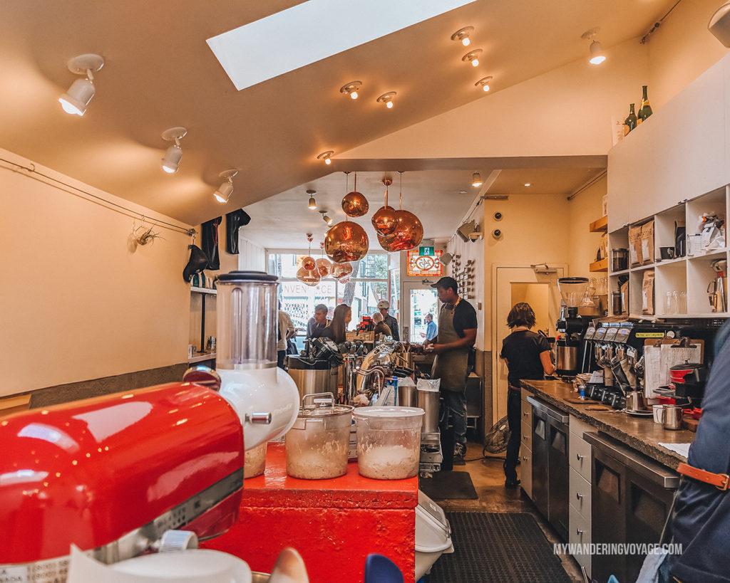 Hot Black Coffee in Toronto