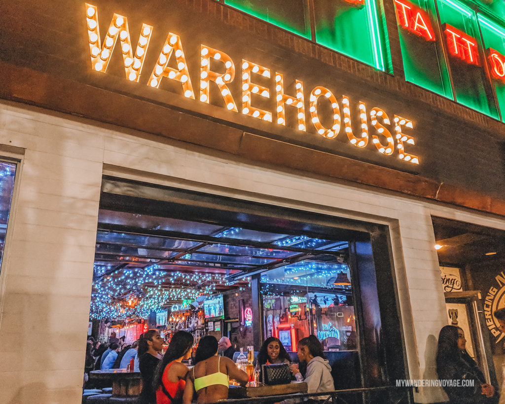 Warehouse Toronto