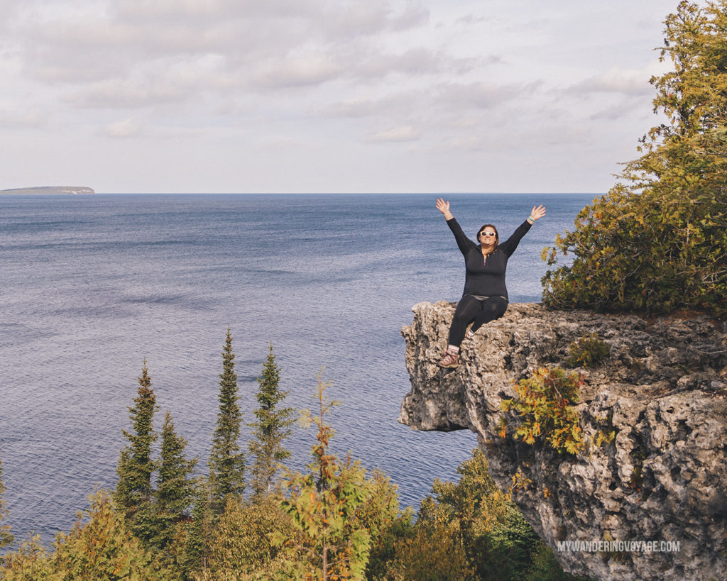 Bruce Peninsula National Park - best Ontario Parks to visit in the fall