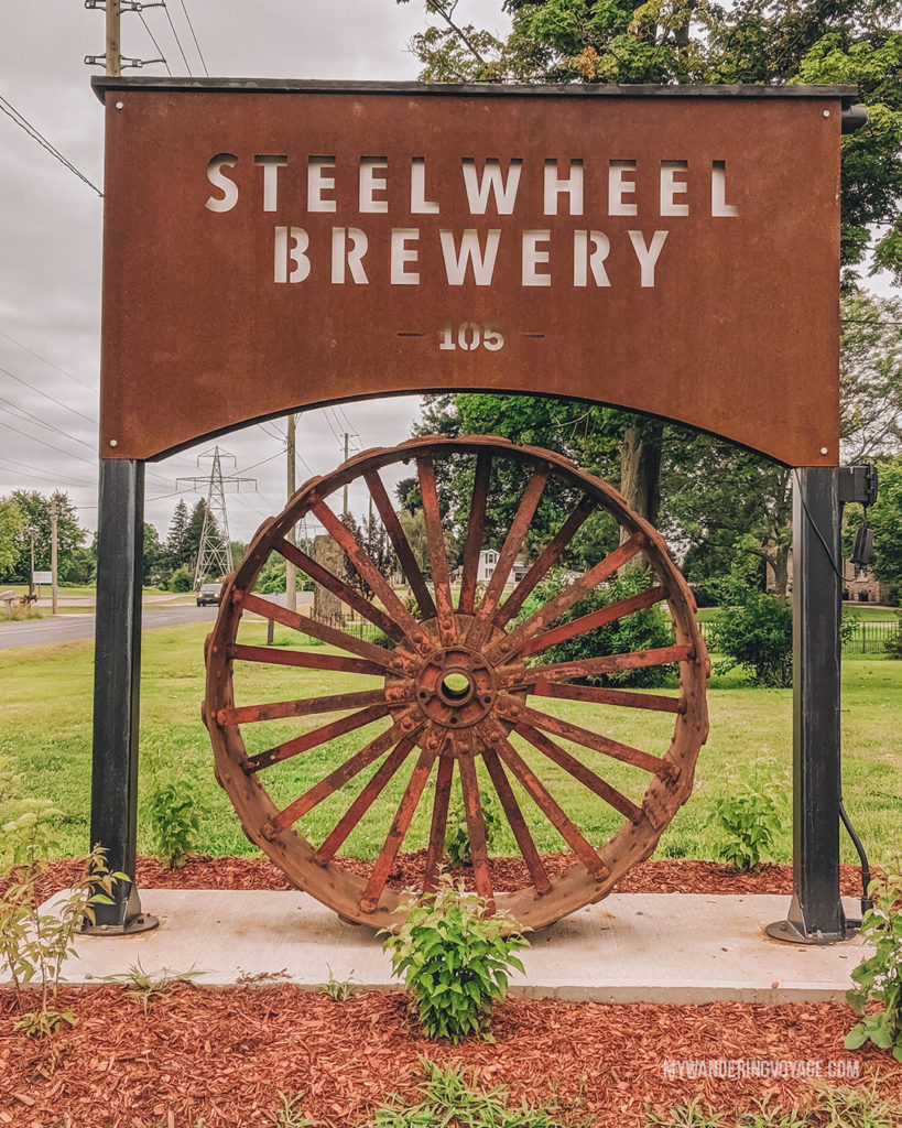Steelwheel Brewery Brant County