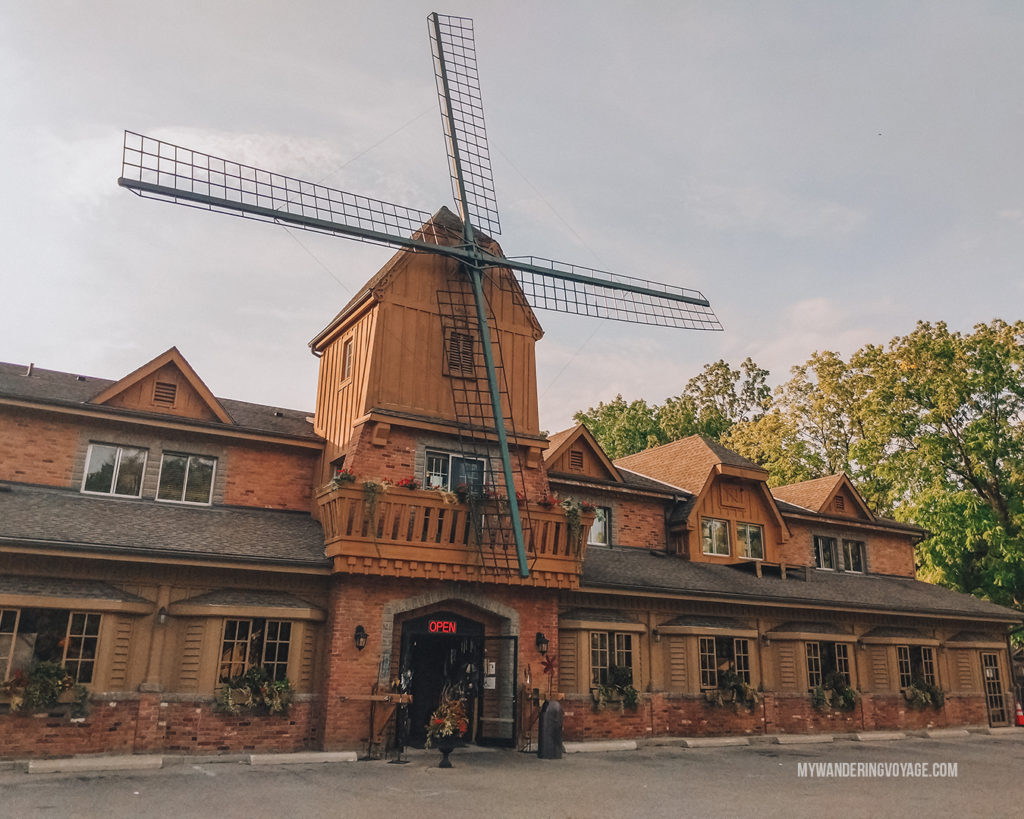 Windmill Country Market in Mount Pleasant, Ontario