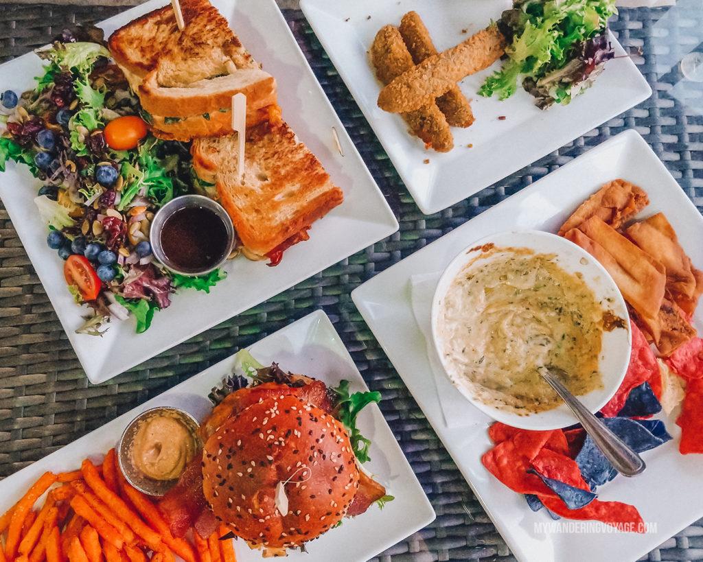 Devlin advocate restaurant