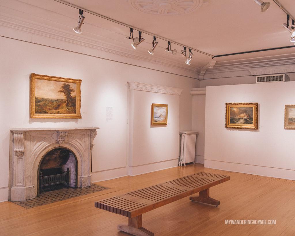 Glenhyrst art gallery
