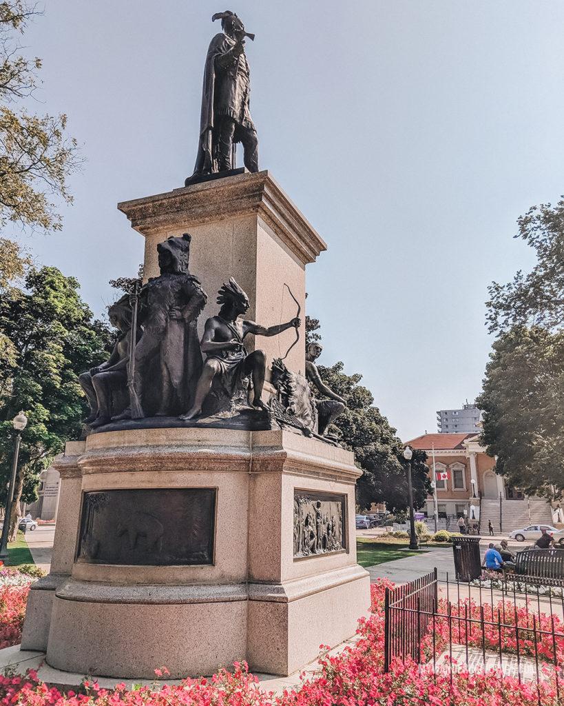 Joseph Brant Statue
