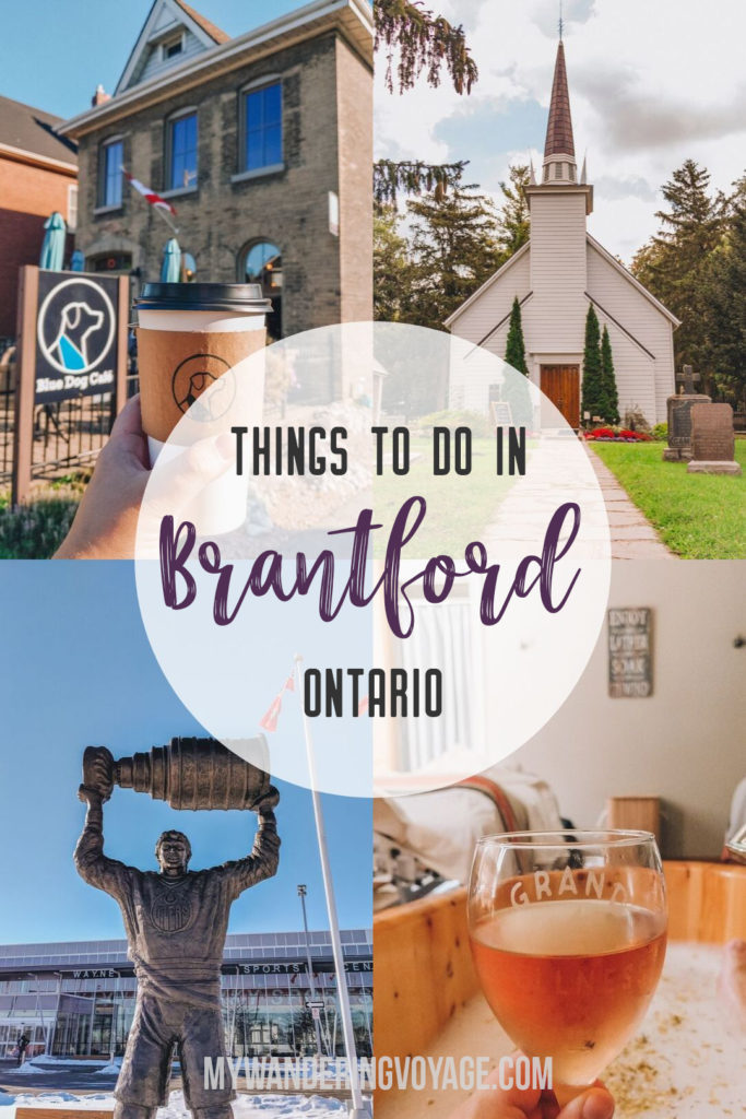 Get off the beaten path and into a city filled with history, culture and nature with the Brantford Bucket List, a guide to all the best things to do in Brantford, Ontario, Canada all year round. #Brantford #Ontario #Canada #Travel #underratedplaces