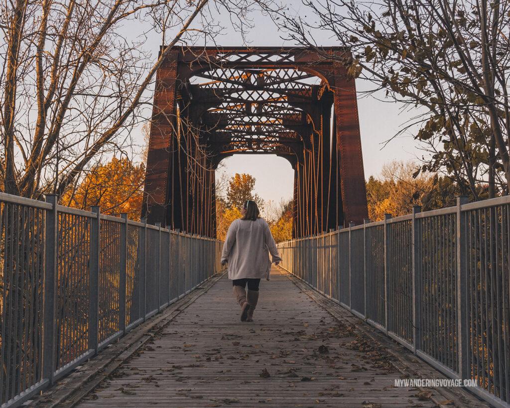 Waterford Black Bridge | Best scenic bridges in Ontario