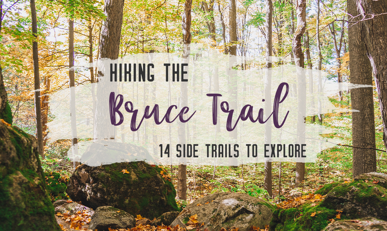 Hiking the Bruce Trail: 14 incredible side trails to explore
