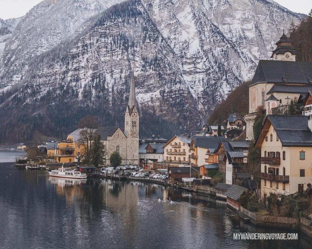 Hallstatt, Austria | Best Way to Organize Your Travel Photos | My Wandering Voyage