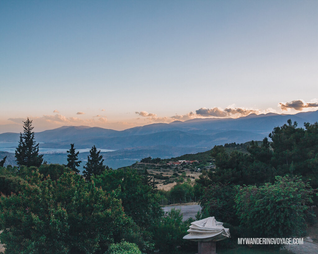 Delphi, Greece | Best Way to Organize Your Travel Photos | My Wandering Voyage