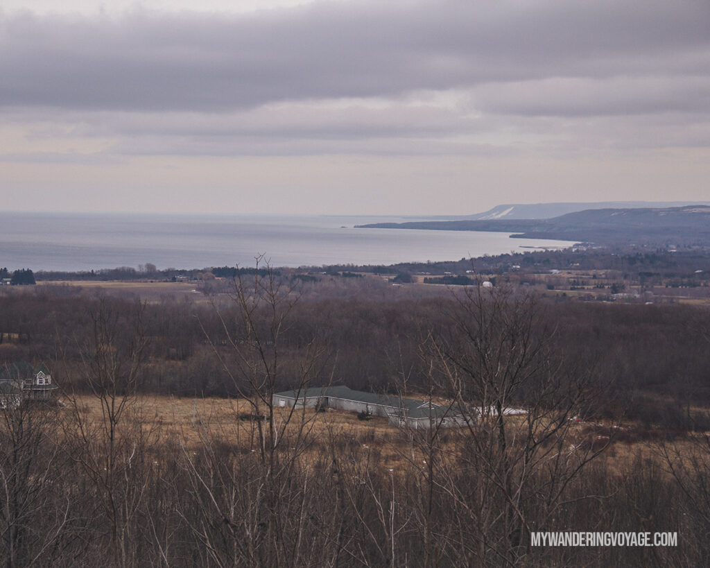 Irish Mountain lookout | 25 best scenic lookouts in Ontario | My Wandering Voyage travel blog