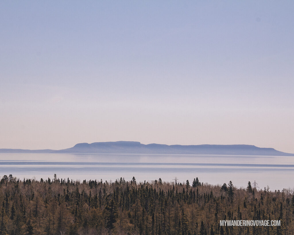 Sleeping Giant, Thunder Bay | Canada Travel Guide | My Wandering Voyage travel blog
