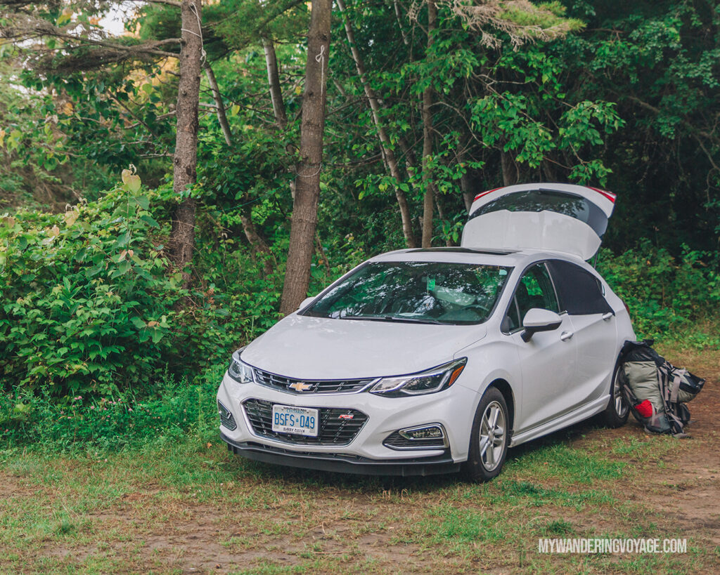 Packing your car can be easy when you know these packing tips | Road trip tips: What you need to know about taking a cross-country road trip | My Wandering Voyage travel blog #Travel #RoadTrip #Canada #USA