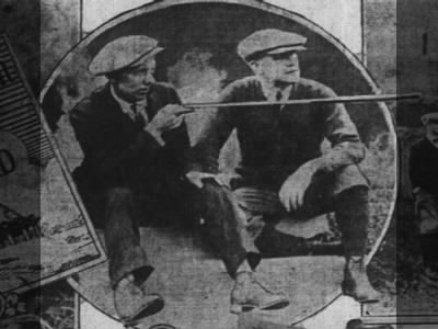 "Alfred John Ward – Golf Professional – Part II ""Slender Englishman"" builds Pleasant Run Golf Course"