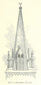 Bampton Church Spire