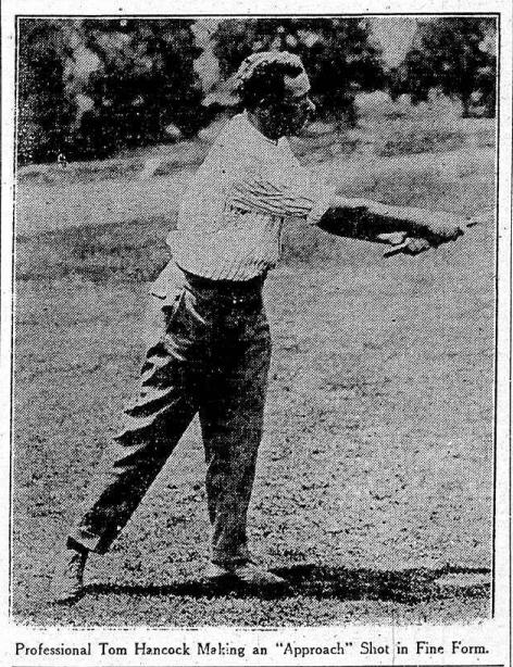Tom Hancock – Golf Professional