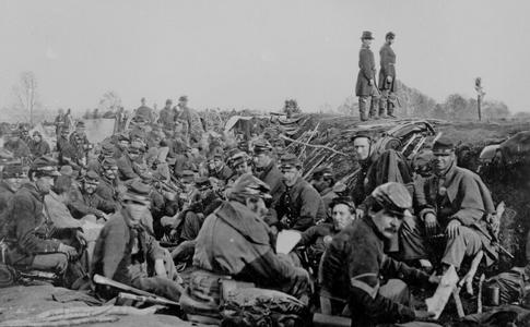 Frederick Wünsch: American Civil War veteran, a mind unseated by tragedy
