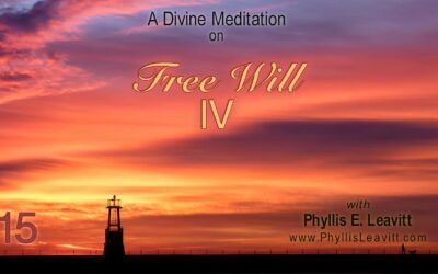 Divine Meditation 15 – Free Will – IV