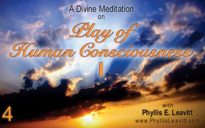 Divine Meditation 4 – Play of Human Consciousness I