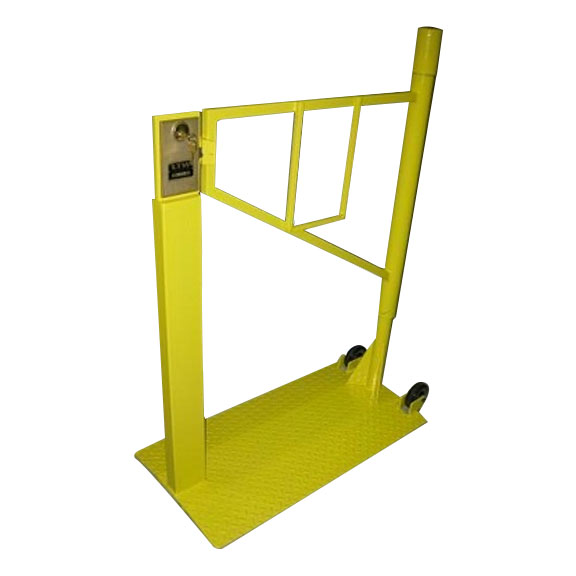 LTW Ergonomic Solutions Industrial Portable Safety Gate