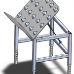 LTW, Inc. LTW Ergonomic Solutions Industrial GTR Stand