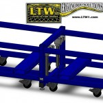 LTW, Inc. LTW Ergonomic Solutions E6H Industrial Base