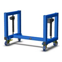 LTW Ergonomic Solutions E2H Industrial Base