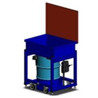 LTW Parts Washer Ergo Lift Base