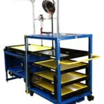 LTW Ergonomic Solutions RCT-SL Workstation and Cart System