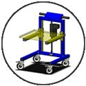 E1 Cart Gen II Menu Icon LTW Ergonomic Solutions
