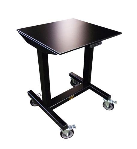 E2 Column Lift Adjustable Height Table LTW Ergonomic Solutions