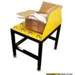 General Tilt Rolling Stand for Box Packing Lowered - LTW Ergonomic Solutions